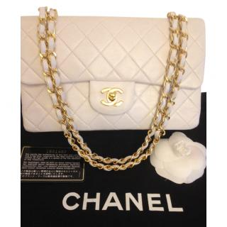 Chanel Ivory Vintage 2.55 bag
