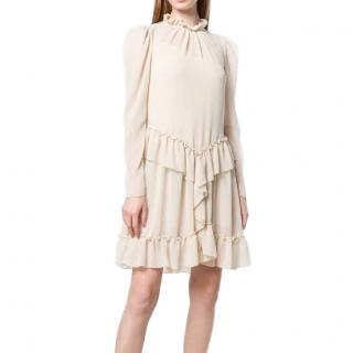 See By Chloe longsleeved ruffled dress