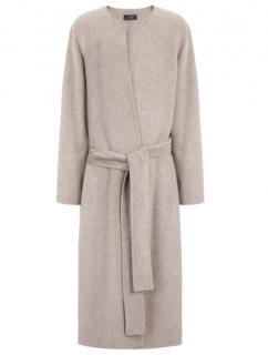 Joseph Taupe Wool blend Coat