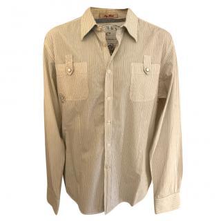 Scotch & Soda Men�s Striped Shirt