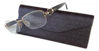 Gucci titanium GG4270 optical glasses