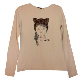 Lili Gaufrette Girl's 10 years Portrait Top