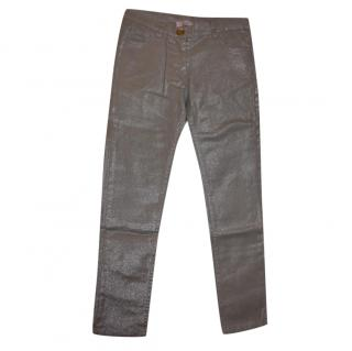 Monnalisa Girl's 9 years Shimmer Pants