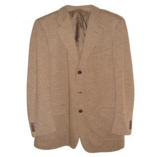 Ermenegildo Zegna SIngle Breasted Wool Jacket