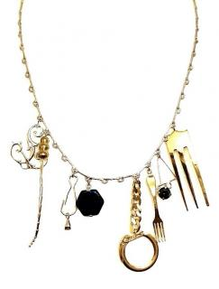 Wouters and hendrix curiosities charm necklace