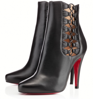 Christian Louboutin Aziboot 100 Ankle Boots