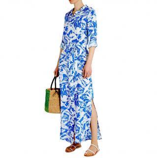 Melissa Odabash Alyna Button-Through Dress
