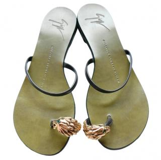 Giuseppe Zanotti Rock Sandals