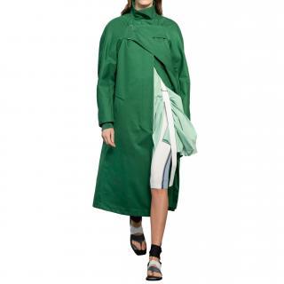 Sportmax Prato Banded Coat