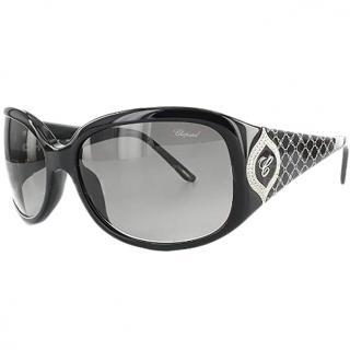 Chopard Crystal Embellished Sunglasses