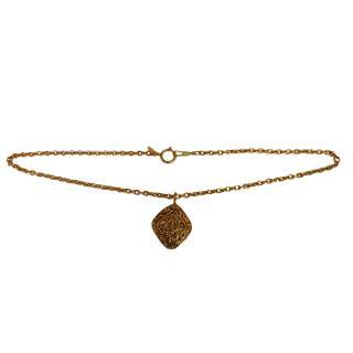 Chanel Vintage Pendant Necklace