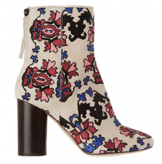 Isabel Marant Embroidered Guya Boots