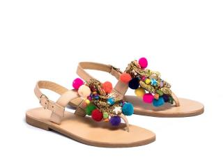 Elina Linardaki Jelly Tots Sandals