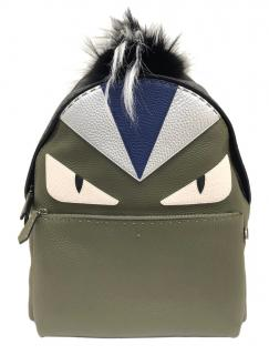 Fendi Monster Selleria Backpack