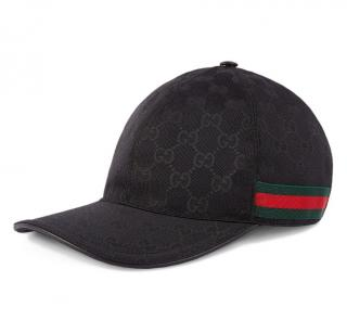 Gucci Monogram Cavas Baseball Cap