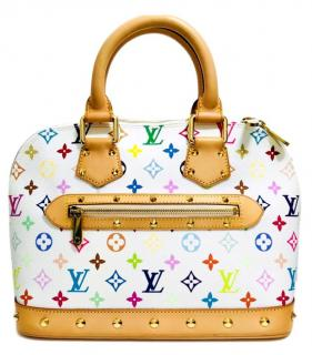 Louis Vuitton Multi-Colour Alma Bag