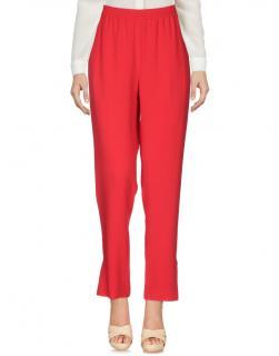 Stella McCartney Red Track Pants