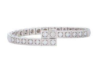Cartier Brilliant Cut Diamond Bracelet