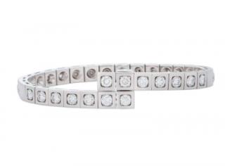 Cartier Brilliant Cut Diamond Bracelet
