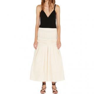 Jacquemus La Bomba Midi Skirt
