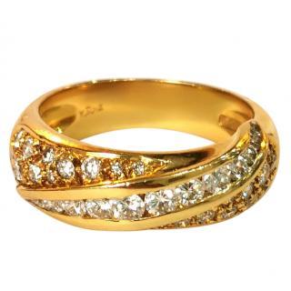 Picchiotti 1.25ct Diamond Cluster Ring