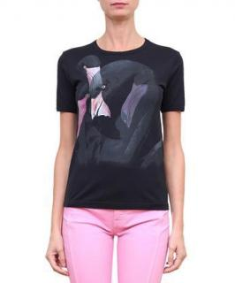 Givenchy flamingo print t-shirt