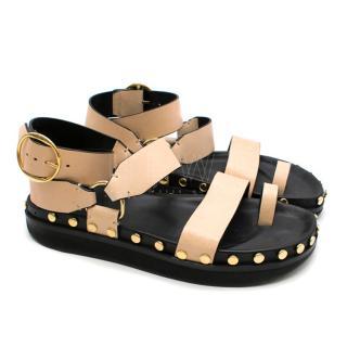 Isabel Marant Nirvy stud-embellished sandals