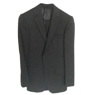 Gieves & Hawkes Men's Charcoal Suit