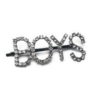 Jennifer Behr Crystal Boys Hair Clip