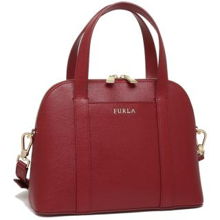 Furla Cabernet Sandy Shoulder Bag