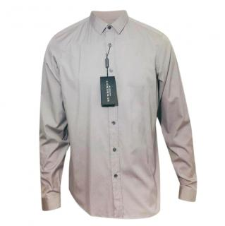 Burberry Prorsum Men's Grey Shirt