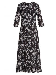 MaxMara Studio nay Osmunda dress