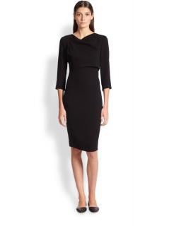 MaxMara little black Lume dress