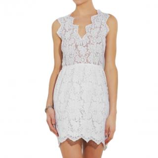 Stella McCartney Lace Nude Dress