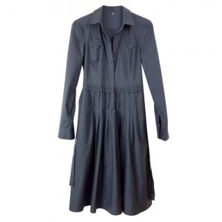 Elie Tahari A-Line Shirt Dress