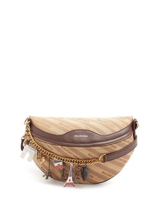 Balenciaga Iconic Souvenir Bum Bag or Cross Body