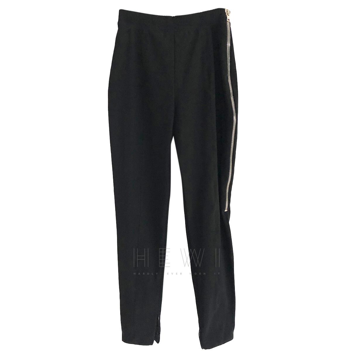 Alexander Wang Side-Zip Trousers