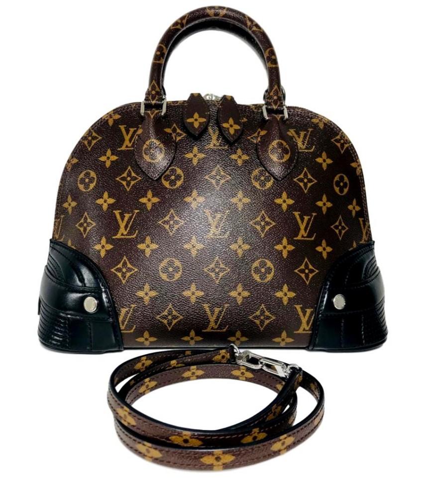 Louis Vuitton Alma PM Monogram Bag