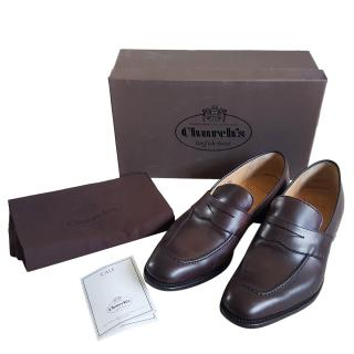 Church's Men's Hertford 2 Betis calf leather loafers