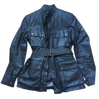 Belstaff Gold Label black Streetmaster jacket