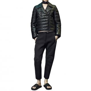 Alexander Wang x H&M Quilted Leather Jacket