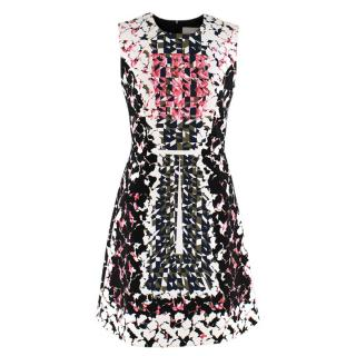 Peter Pilotto Pattern Shift Dress