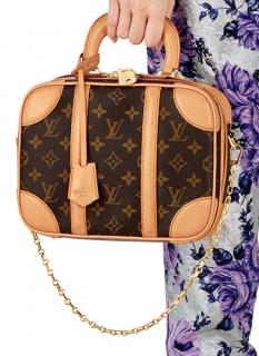 Louis Vuitton Mini Luggage Monogram Cross Body bag