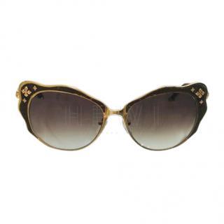 Shamballa Cateye Sunglasses