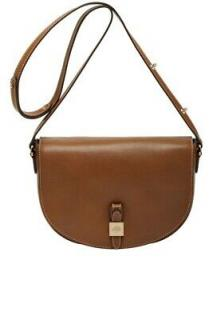 Mulberry Tessie Tan Leather Cross-body Bag