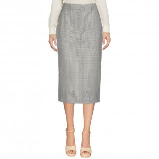 Calvin Klein 205W39NYC Prince of Wales Checked Pencil Skirt