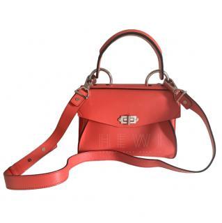 Provenza Schouler small red Hava shoulder bag