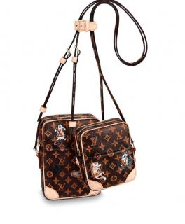 Louis Vuitton Paname Cruise 2019 Satchel Set