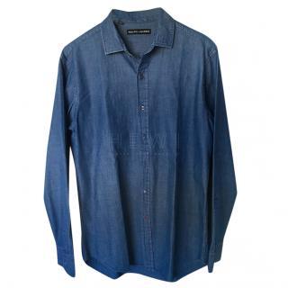 Ralph Lauren Lorraine Denim Shirt
