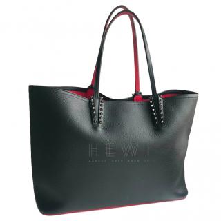 Christian Louboutin Cabata Black Leather Tote